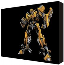 Transformers Bumblebee Canvas Art - NEW - Choose your size - Ready to Hang